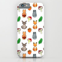 Forest life iPhone & iPod Case by I AmErika