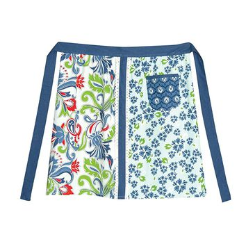 Heritage Lace Nantucket Nantucket Half Apron, 20 by 22-Inch,