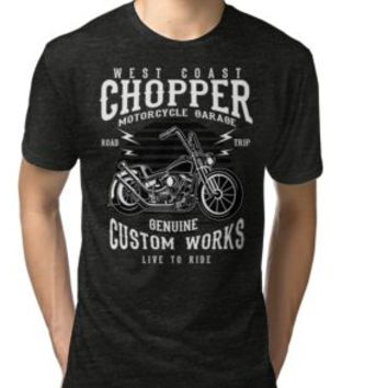 'CHOPPER' T-Shirt by Super3