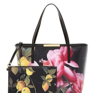 Ted Baker London Citrus Bloom Shopper