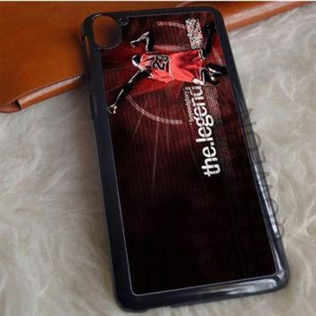 DCKL9 Chicago Bulls Michael Jordan HTC Desire 826 Case
