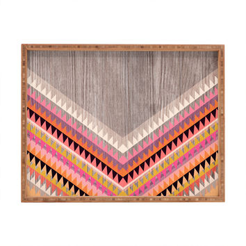 Iveta Abolina Boardwalk Rectangular Tray