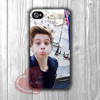 Luke Hemmings Selfies with a Pouting Face -tri for iPhone 4/4S/5/5S/5C/6/ 6+,samsung S3/S4/S5,samsung note 3/4