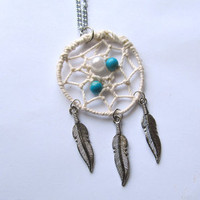 Forever Young Jewelry — Never Stop Dreaming Dreamcatcher Necklace