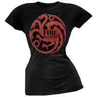 Game of Thrones - Targaryen Juniors T-Shirt