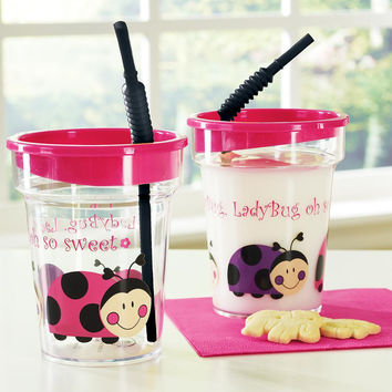 LadyBugs: Oh So Sweet Tumbler