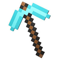 ThinkGeek Officially Licensed Minecraft Foam Diamond Pickaxe