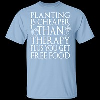 Planting Is Cheaper T-Shirt