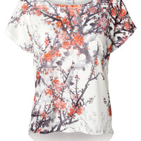 WP - FORREST S/S T-SHIRT - ROE