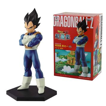 15cm Dragon Ball Z Resurrection F Vegeta Action Figure PVC Collection figures toys with Retail box