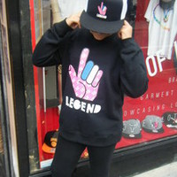 Lo Key — LK Legend Sweatshirt