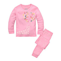 Winter Children Cotton Sleeve Home Set [6324911620]