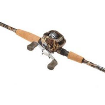 Academy - H2O XPRESS® Camo 7' MH Freshwater/Saltwater Baitcast Combo