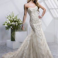 Maurie - by Maggie Sottero