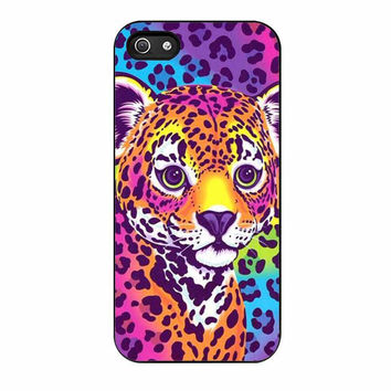 lisa frank hunter the leopard cases for iphone se 5 5s 5c 4 4s 6 6s plus