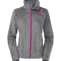 The North Face Osito 2 Jacket for Women in Mid Grey C782-CTD