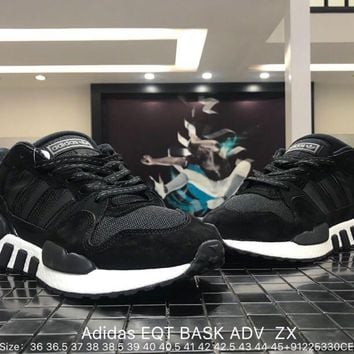 Adidas EQT BASK ADV  ZX Running Shoes Size:36-45