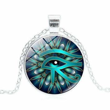 The Eye of Horus Sweater Pendant