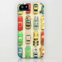 Car Park iPhone & iPod Case by Cassia Beck
