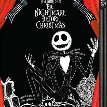 Tim Burton's The Nightmare Before Christmas - Manga