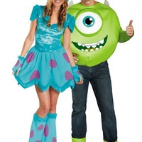 Monsters University Couples Costumes- Party City
