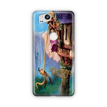 Tangled Rapunzel Punk Love Pierce The Veil Google Pixel 3 XL Case | Casefantasy