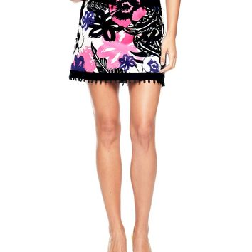 Endless Summer Ponte Skirt by Juicy Couture