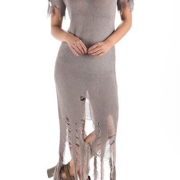 Bodycorn midi dress