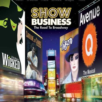 ShowBusiness: The Road to Broadway 27x40 Movie Poster (2007)