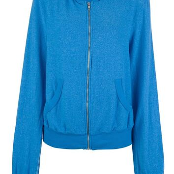 Wildfox Hooded Tracksuit Sweater