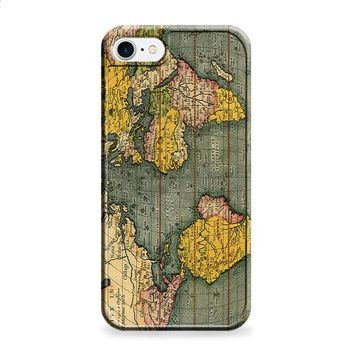 Old World Map Photo iPhone 6 | iPhone 6S case