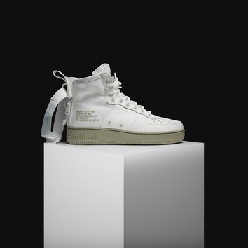 Nike Special Field Air Force 1 Mid Ivory ( 917753 - 101 )