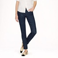 Toothpick jean in polka dot - pants - Women's new arrivals - J.Crew