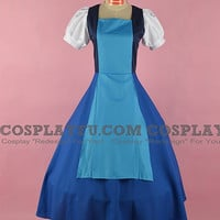 Custom Sapphire Cosplay Costume from Steven Universe - CosplayFU.com