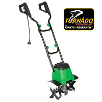 6.5-Amp Best Small Powerful Electric Garden Soil Roto Tiller Cultivator