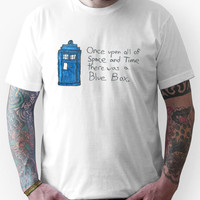 Once upon all of space and time... Unisex T-Shirt
