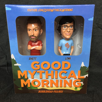 Rhett and Link Bobblehead Set