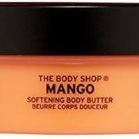 The Body Shop Mango Body Butter 200ml A0, Mango, 6.75 Ounce (Packaging May Vary)