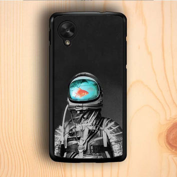 Dream colorful Underwater Astronaut Nexus 5 Case