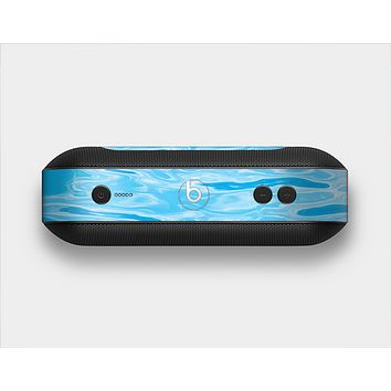 The Crystal Clear Water Skin Set for the Beats Pill Plus
