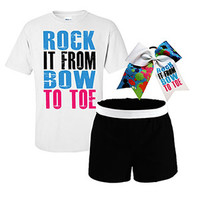 Rock it from Bow to Toe Campwear Package