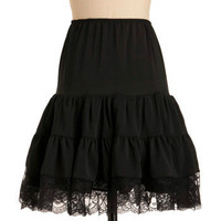 Let's Turn Up the Volume Petticoat | Mod Retro Vintage Underwear | ModCloth.com