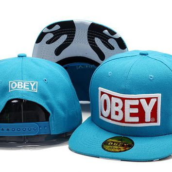 Obey Hats Cap Snapback Hat - Ready Stock