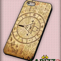 """The Gravity Falls Intrigue Triangle Eye for iphone 4/4s/5/5s/5c/6/6+, Samsung S3/S4/S5/S6, iPad 2/3/4/Air/Mini, iPod 4/5, Samsung Note 3/4 Case """"007"""""""