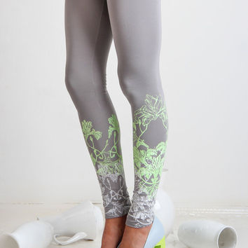 Sun iriss -   Printed leggings / Womens leggings