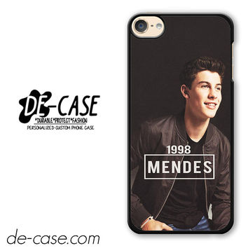Shawn Mendes 1998 Photo DEAL-9521 Apple Phonecase Cover For Ipod Touch 6