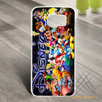Disney Character Collage Custom case for Samsung Galaxy