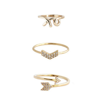 Axis Ring Set