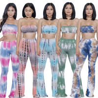 5 colors S-XL sexy printed rompers womens two piece bodycon jumpsuit 2016 summer plus size bodysuit club wear jumpsuit XD850