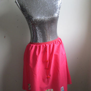 Disney 90s Valentines Day Cards Skirt